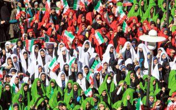 حضور گسترده مردم ایران در راهپیمایی پیروزی انقلاب؛ تاکید بر نابودی کامل اسرائیل