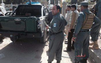 انفجار ماین مقناطیسی در کابل