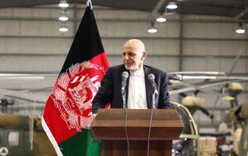 رئیس جمهور غنی: طالبان از رابطه شان با پاکستان، گروه های تروریستی و اقتصاد جرمی شان وضاحت بدهند