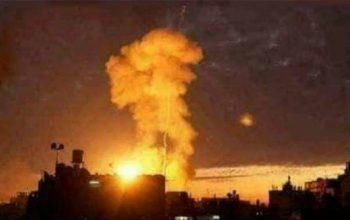 حمله موشکی مقاومت فلسطین به شهرکهای اشغالی