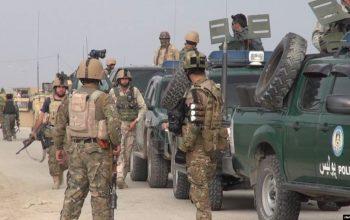 تلفات سنگین طالبان در قندهار، بیش از ۷۵ طالب کشته شد