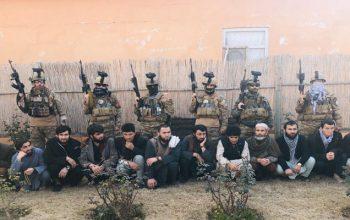 ۱۷ زندانی از زندان طالبان در کندز آزاد شدند