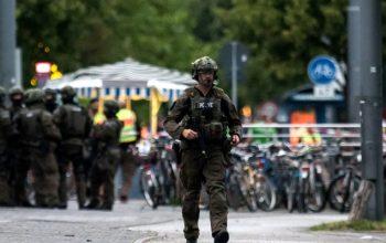 هشت کشته در دو حادثه تیراندازی در آلمان