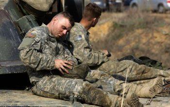 تعداد سربازان آسیب دیده امریکا در حمله موشکی ایران به بیش از 100 نفر افزایش یافت