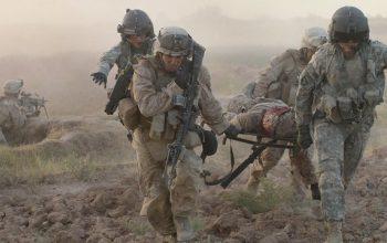 تیراندازی سرباز اردو بر سربازان امریکایی و اردوی ملی در شیرزادِ ننگرهار
