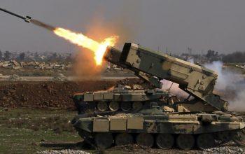 کشته شدن سه نظامی در حمله موشکی بر پایگاه امریکا در عراق