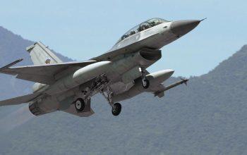 جنگنده اف ـ 16 پاکستان سقوط کرد