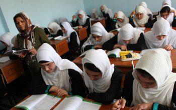 وزارت معارف: تمام معلمین از حضور در محل کارشان خودداری کنند