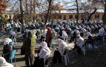 معاش حمل تمام معلمین پرداخت میشود