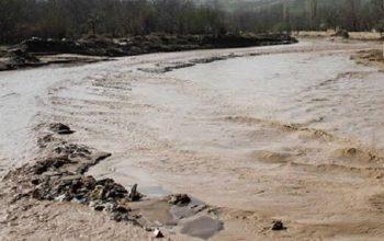 بارندگی و سیلاب در بخشهایی از افغانستان