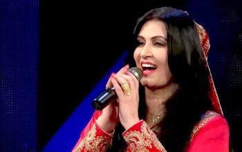نغمه: حاضرم برای صلح در افغانستان؛ آوازخوانی را «بَس» کنم