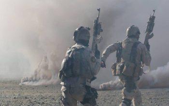 حملات گسترده طالبان بر نیروهای امنیتی