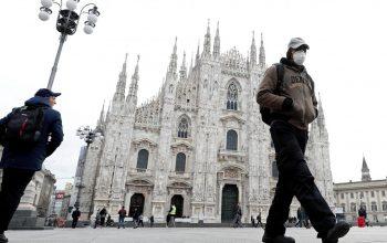 ویروس کرونا؛ ایتالیا به صورت کامل قرنطین شد