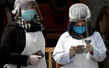 هشدار؛ ویروس کرونا در افغانستان شروع به گردش کرده است