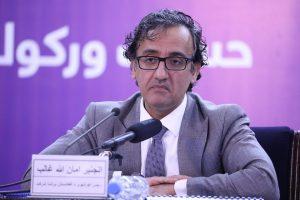 امان الله غالب، رئیس شرکت برشنا