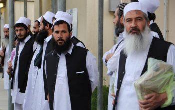 رهایی 100 زندانی دیگر طالبان همزمان با هشدار رئیس امنیت ملی