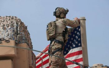 ناپدید شدن سربازان امریکایی در سوریه