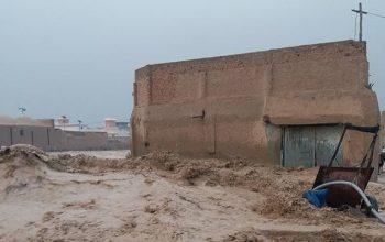 سیلاب در کنار کرونا، از مردم افغانستان قربانی می گیرد