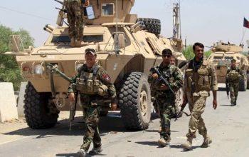 حمله طالبان بر ولسوالی «وردوج» دفع شد