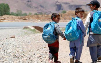 آموزش از راه دور در افغانستان با نبود برق
