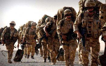 کاهش سربازان ناتو در افغانستان