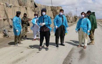 کرونا در افغانستان؛ ثبت 52 مورد مثبت تازه