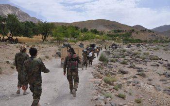 هفت نیروی اردوی محلی در پروان کشته شد