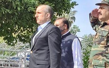 صالح: طالبان عامل حمله بر مراسم جنازه در ننگرهار است