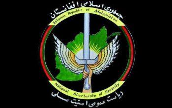 رهبر جنوب آسیا و شرق دور گروه داعش در افغانستان بازداشت شد