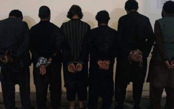 عاملین انفجار پایه برق کابل بازداشت شدند