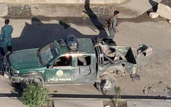 دو انفجار پیهم در شهر کابل
