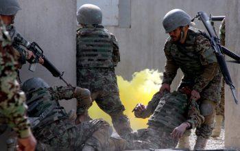 تلفات سنگین اردوی ملی و طالبان در لغمان