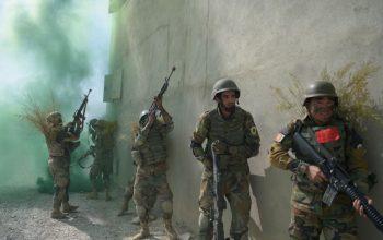 تلفات سنگین نیروهای امنیتی در بلخ
