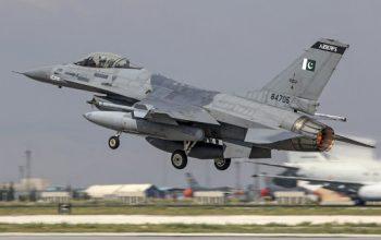 گشت زنی هواپیماهای نظامی پاکستان در نزدیکی حریم هوایی هند