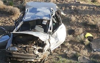 کشته و زخمی شدن ۸ شهروند افغانستان در حادثه ترافیکی در ایران