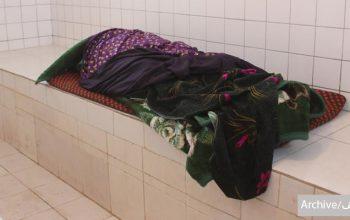 حلق آویز شدن یک خانم جوان در فاریاب