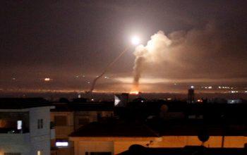 حمله هوایی رژیم صهیونیستی به سوریه دفع شد