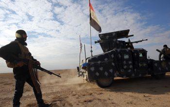 شش پولیس در حمله داعش به سامرا کشته و زخمی شد