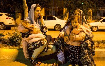 زلزله؛ تهران، پایتخت ایران را لرزاند