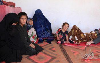 فقر در بغلان؛ دو کودک از آغوش مادرشان جدا شدند