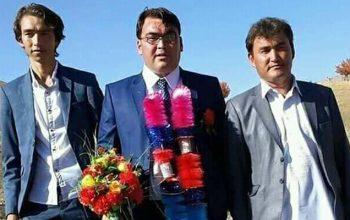 سه برادر در لغزش کوه در غزنی جان باختند