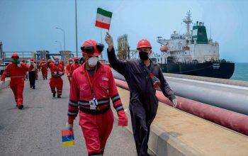 ورود چهارمین نفتکش ایران به «کارائیب»