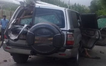 اعضای فامیل اسدالله ولوالجی هدف انفجار قرار گرفت