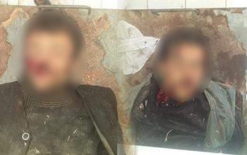 دو باشنده بدخشان تیرباران شدند