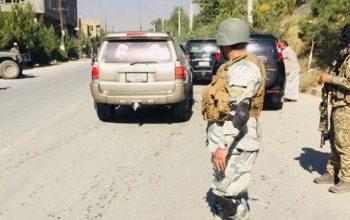 گشتوگذار موترهای شیشه سیاه در اوقات غیررسمی در کابل ممنوع شد