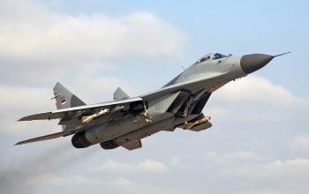 ارتش سوریه با جنگنده های «میگ۲۹» روسی مجهز شد