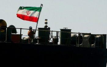 کَشتی تجاری ایران در آب های عراق غرق شد