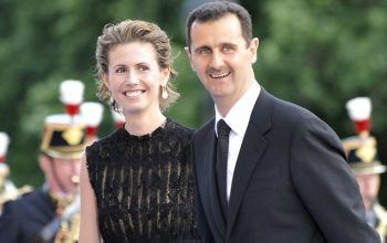 اسد و همسرش از سوی امریکا تحریم شدند