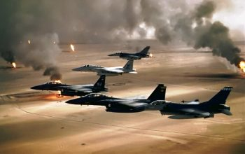 پناهگاه های داعش در عراق نابود شدند