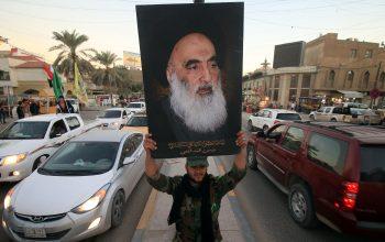 آیت الله سیستانی خط «سرخ» مردم عراق است